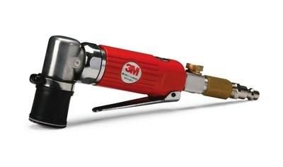 3M 1 1/4 in - Non Vacuum - Pneumatic Nib Removal Sander 03125