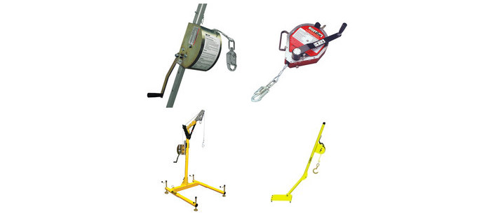 Confined Space Fall Protection Equipment