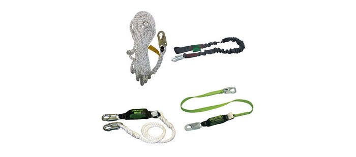 Lanyards, Lifelines & Fall Limiters