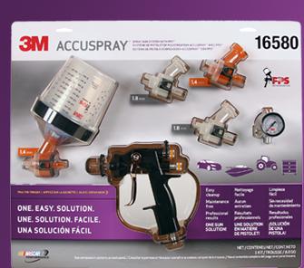 R.S. Hughes - Presents 3M's Accuspray Spray Gun System