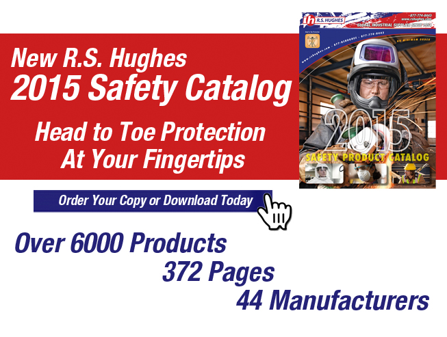 R.S. Hughes - 2015 Safety Catalog - Head-To-Toe Protection ...