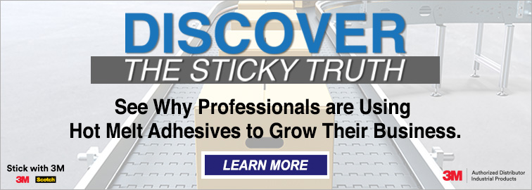 Discover the Sticky Truth of 3M's Hot Melt Adhesives