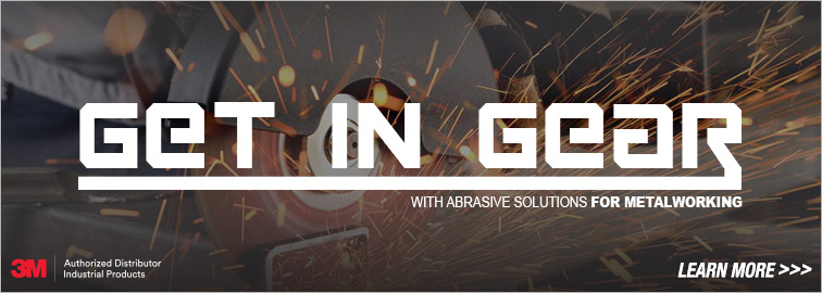 3M Abrasive Metalworking Solutions