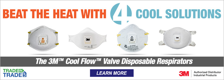 3M Cool Flow Respirators