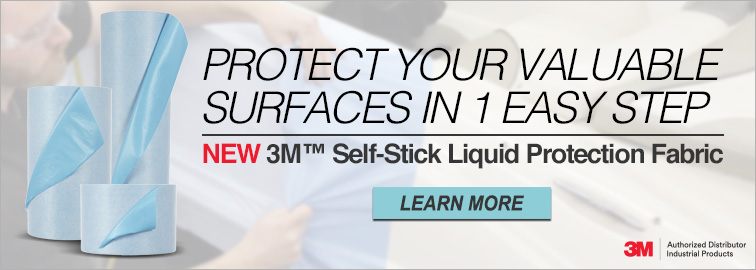3M Self Stick Liquid Protection Fabric