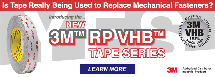 3M New RP VHB Tapes