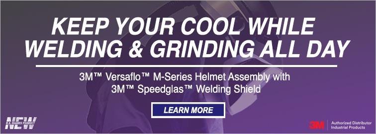 3M Versaflo M-series Welding Helmets