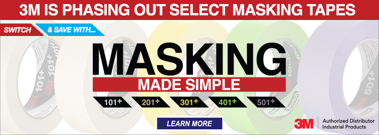 Switch & Save with 3M Masking Made Simple