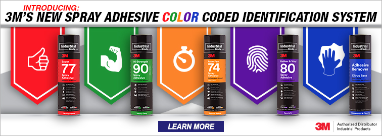 3M's New Color Coded Identification System