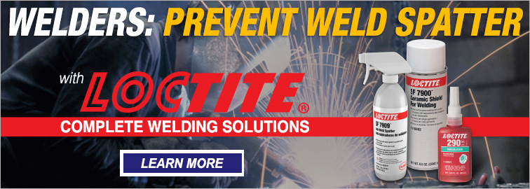 Loctite Complete Welding Solutions