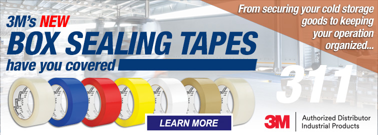 3M 311/311+ Packaging Tapes
