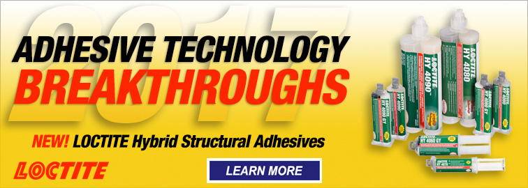 Loctite New Hybrid Structural Adhesives