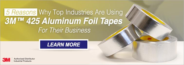 3M 425 Aluminum Tape