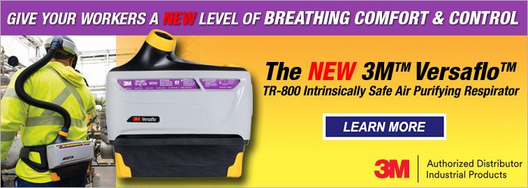3M Versaflo TR-800 PAPR Kits