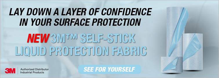 3M Self Stick Liquid Protection Fabric