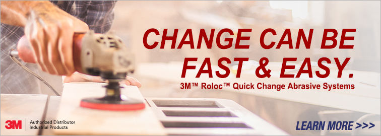 3M Roloc Quick Change Abrasive Systems