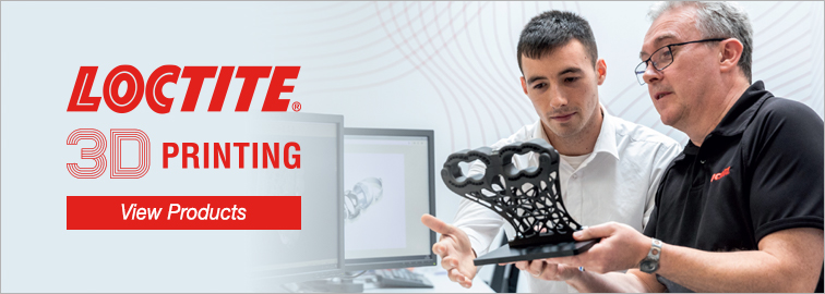 Loctite 3D Printing Featured Products