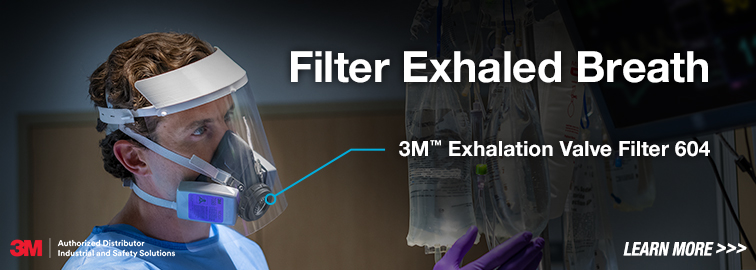 3M™ Exhalation Valve Filter 604