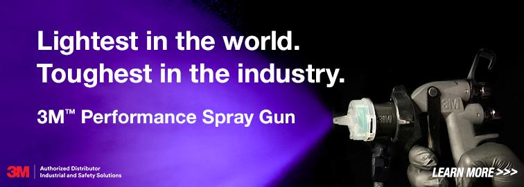 3M Performance Spray Gun