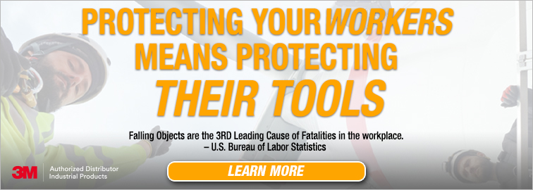 Protect Your Workers With 3M Fall Protection For Tools