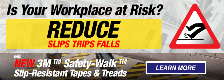 3M Safety Walk Tapes & Tread