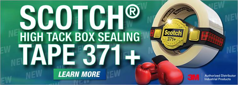3M Scotch 371+ High Tack Box Sealing Tape