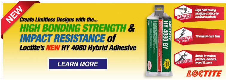 Loctite 4080 Hybrid Adhesive