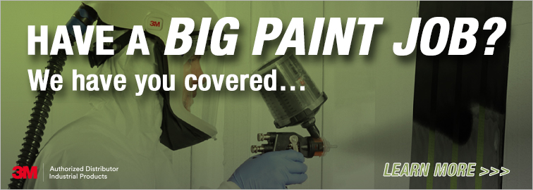 3M Paint Booth Solutions