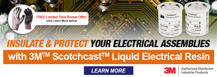 3M Scotchcast Electrical Resins