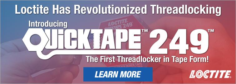Loctite Quicktape 249 Threadlocker
