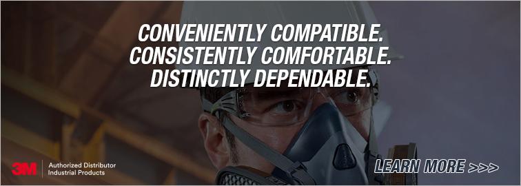 3M Half Facepiece Reusable Respirators