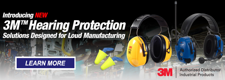 3M Automotive Hearing Protection