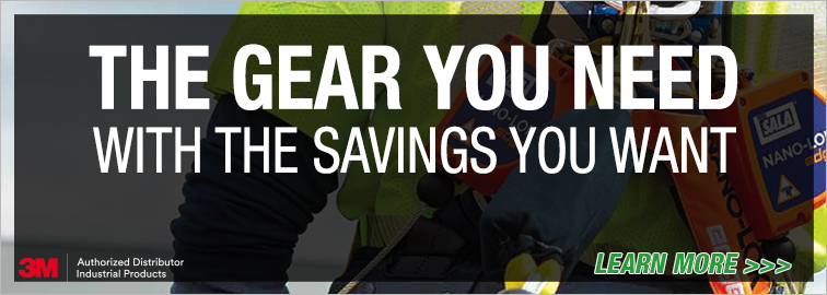 3M Fall Protection Trade-in/Trade-up Program