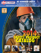 R.S.Hughes Safety Products Catalog, 2014/03