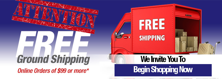 R.S. Hughes Free Shipping Offer, Click for Details