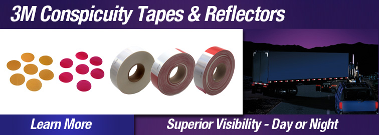 3M Conspicuity Tape, Click for Details