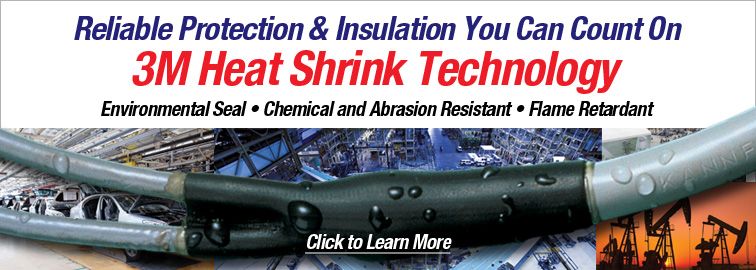 3M Heat Shrink Technology, Click for Details