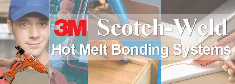 3M Hot Melt Applicators, Click for Products