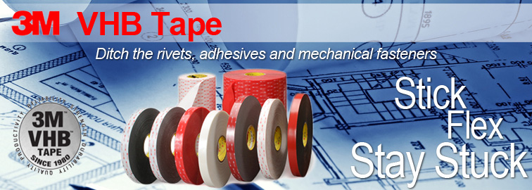 Shop Now for 3M VHB Tape