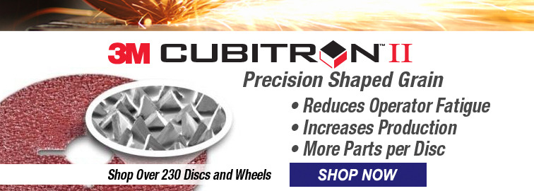 Shop Now for 3M Cubitron II Products