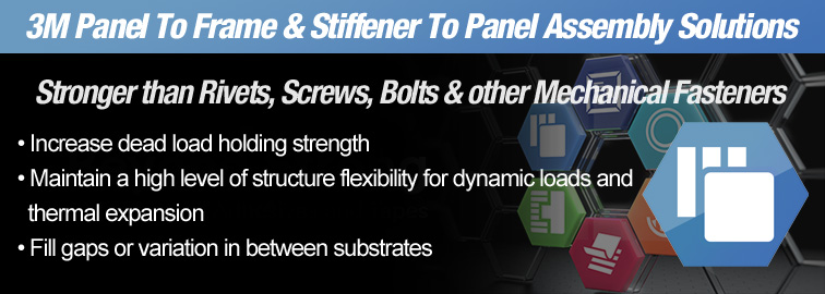 Assembly Solutions - Panel-to-Frame and Stiffener-to-Panel, Click for Details