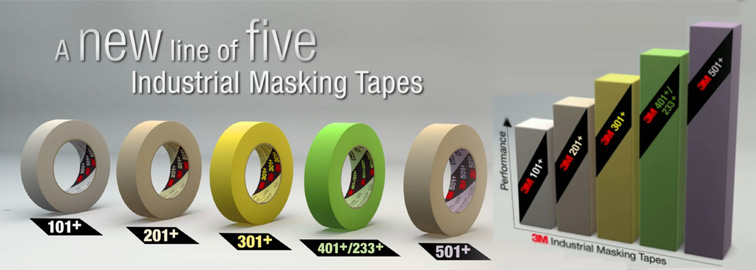 Shop Now for 3M Industrial Masking Tape