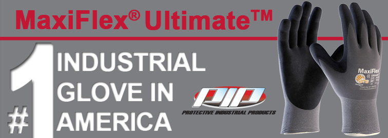 PIP Maxiflex Ultimate Gloves, Click for Products