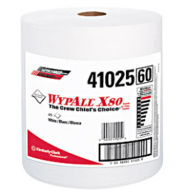 WYPALL® X80 Wiper Jumbo Towel Roll
