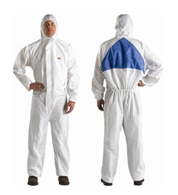 3M™ 4540+ Disposable Protective Coverall Safety Work Wear
