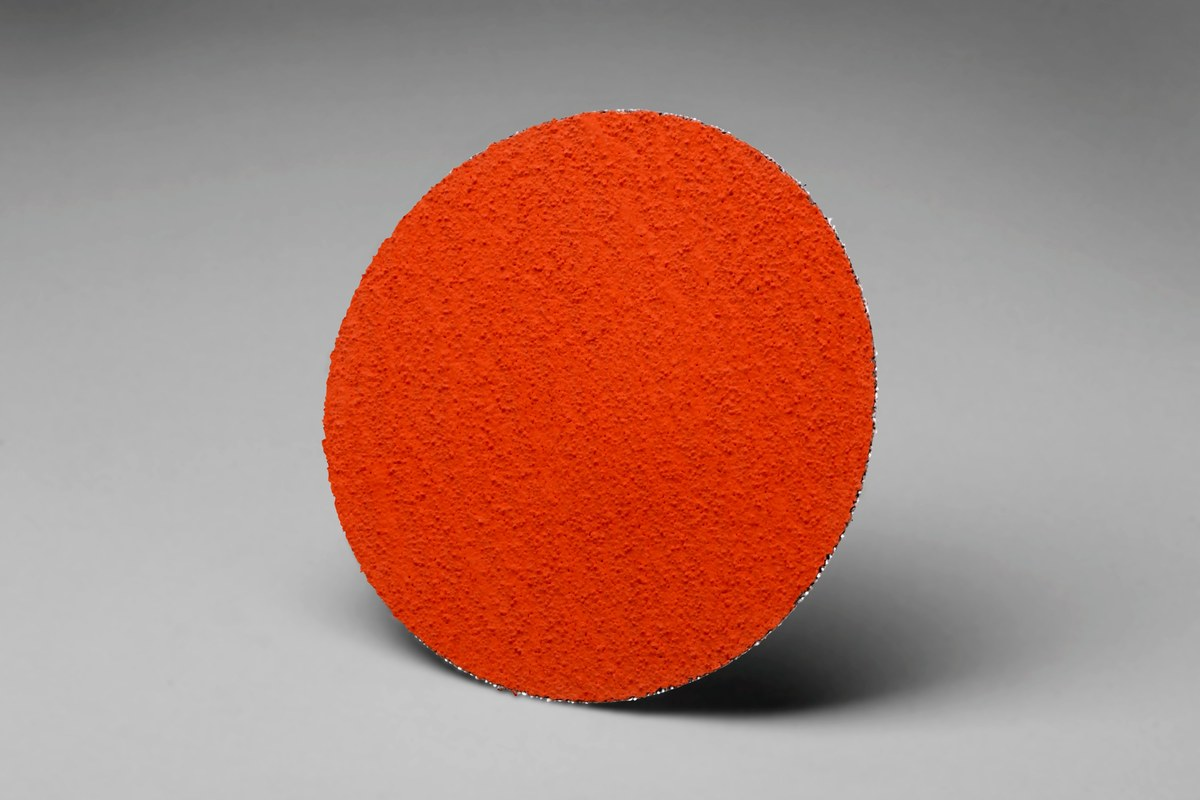 "QTY:50 6/"" Silicon Carbide 80 Grit PSA Cloth Sanding Disc W//Tab USA SHIPPING"