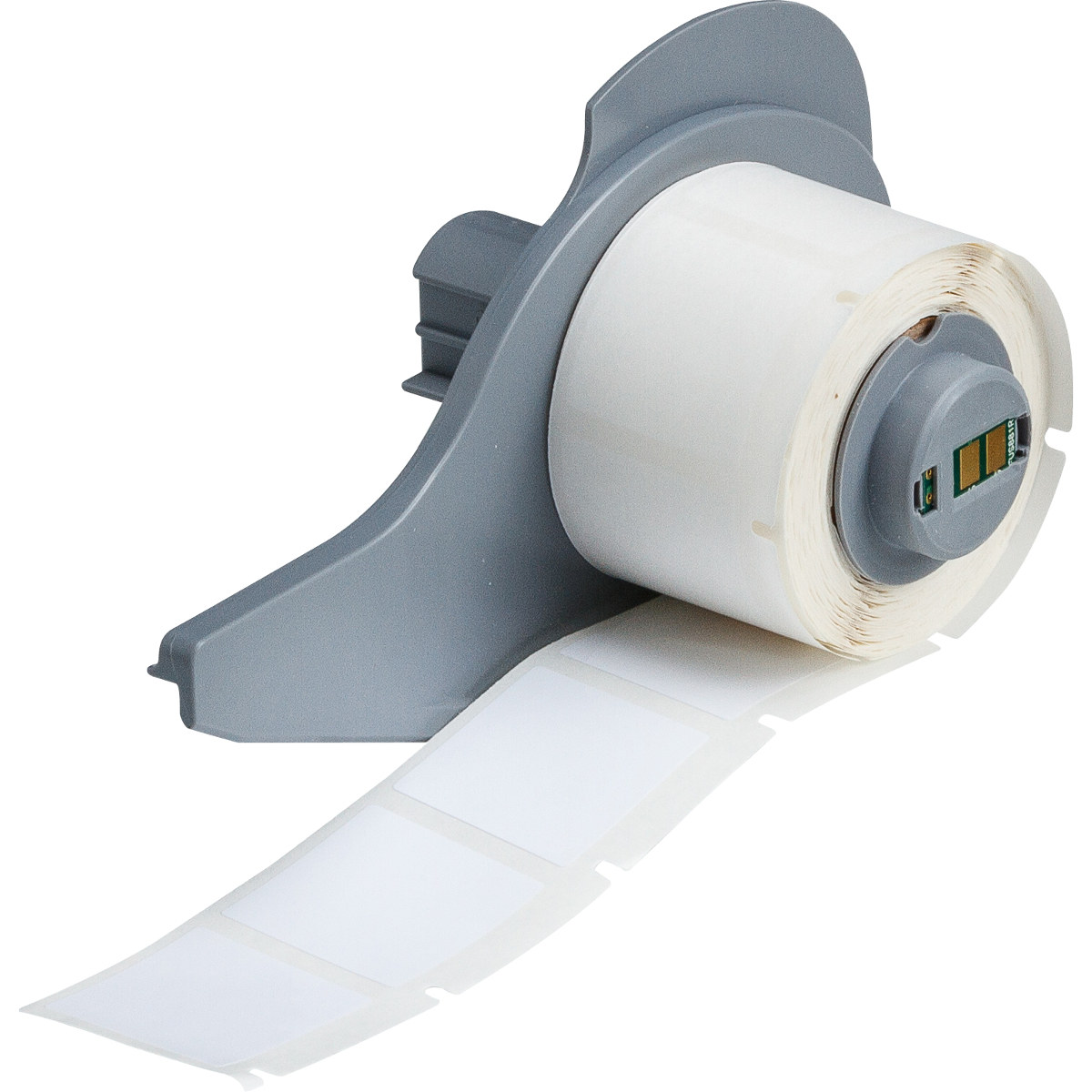 250 Labels per Roll, 1 Roll Per Package White Brady M71-19-423 Permanent Polyester BMP71 Labels