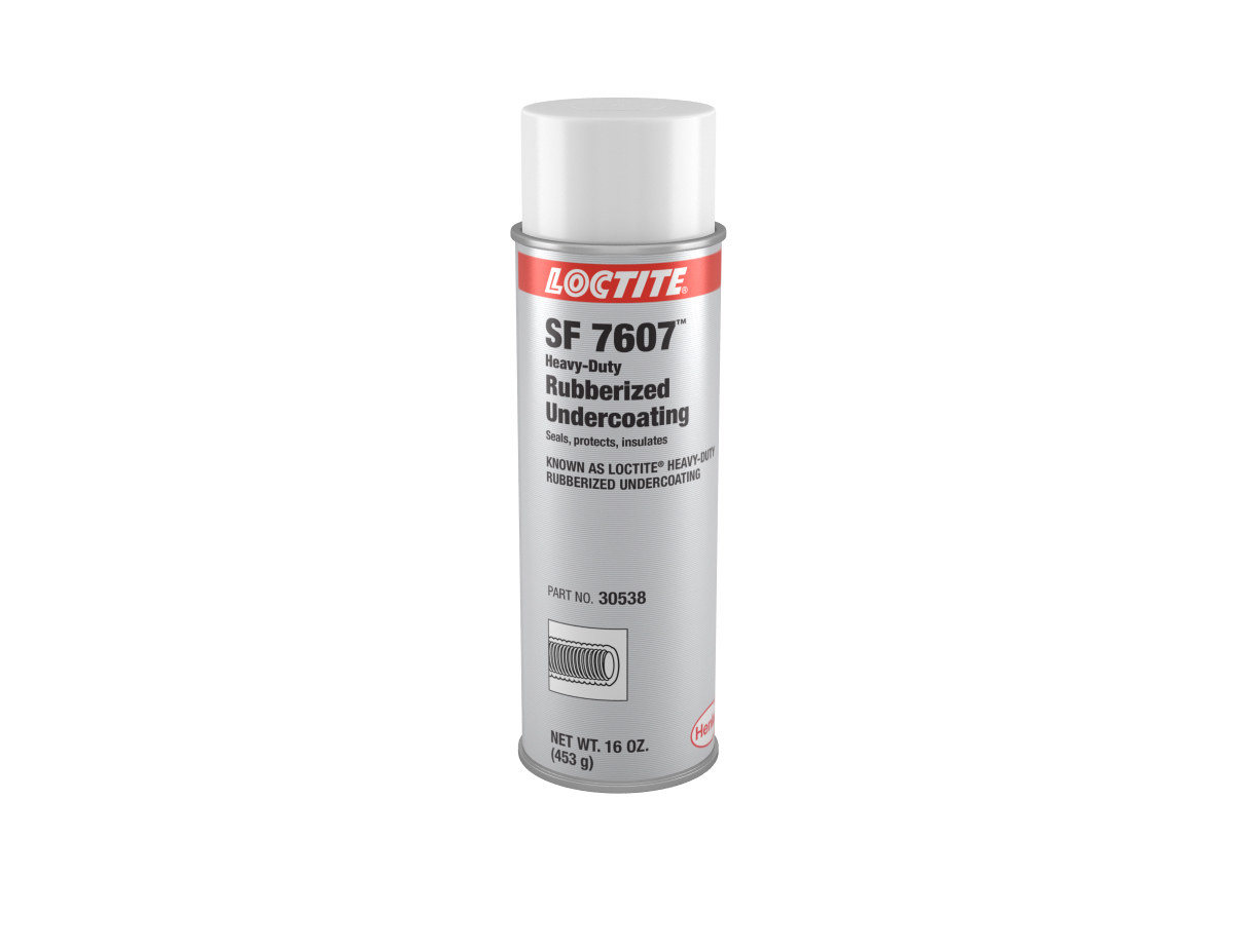 Loctite SF 7607 30538, IDH:234926 Undercoating, Black, 16 oz