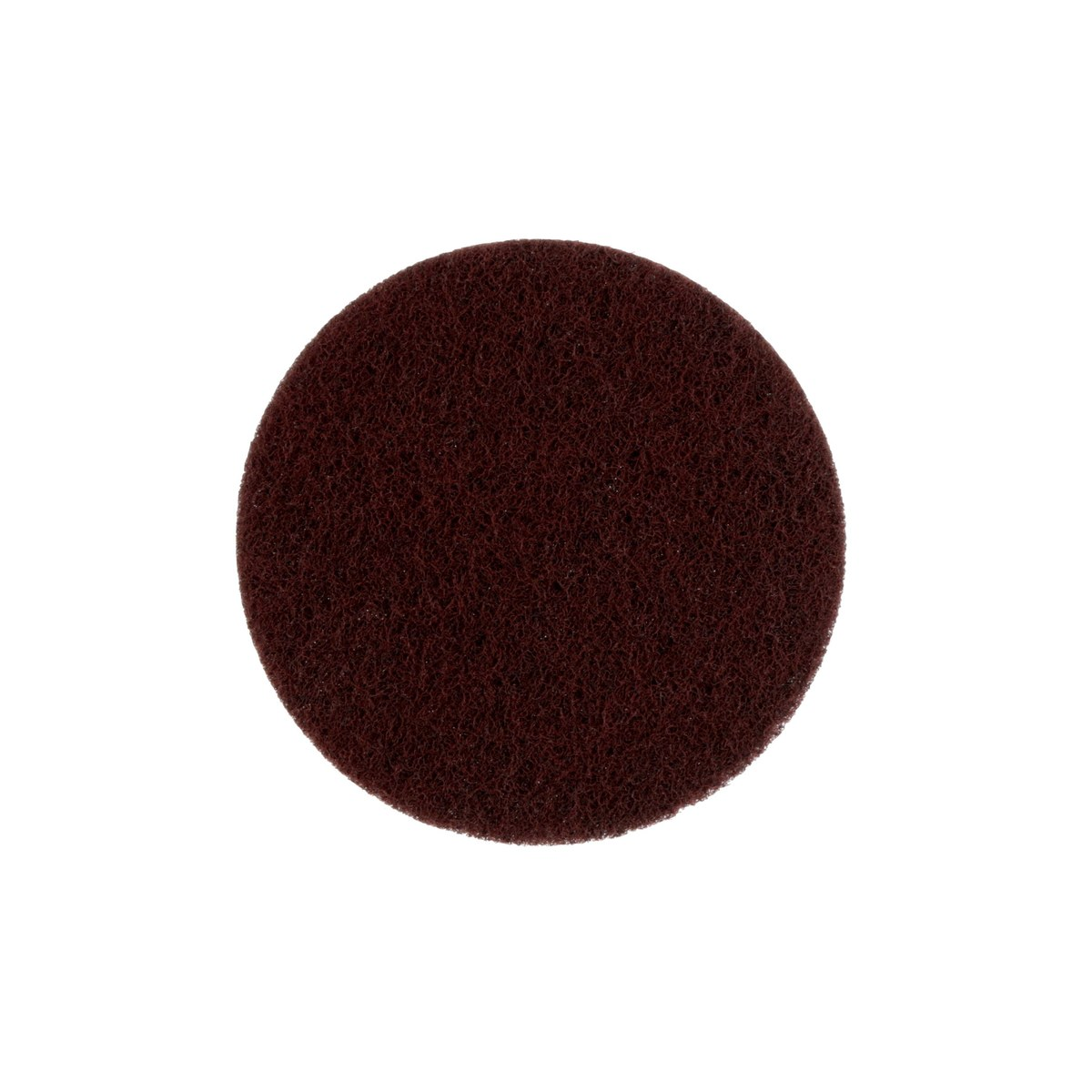 Scotch-Brite 4-1//2 Non-Woven Hook-and-Loop Sanding Disc Very Fine Grade Aluminum Oxide