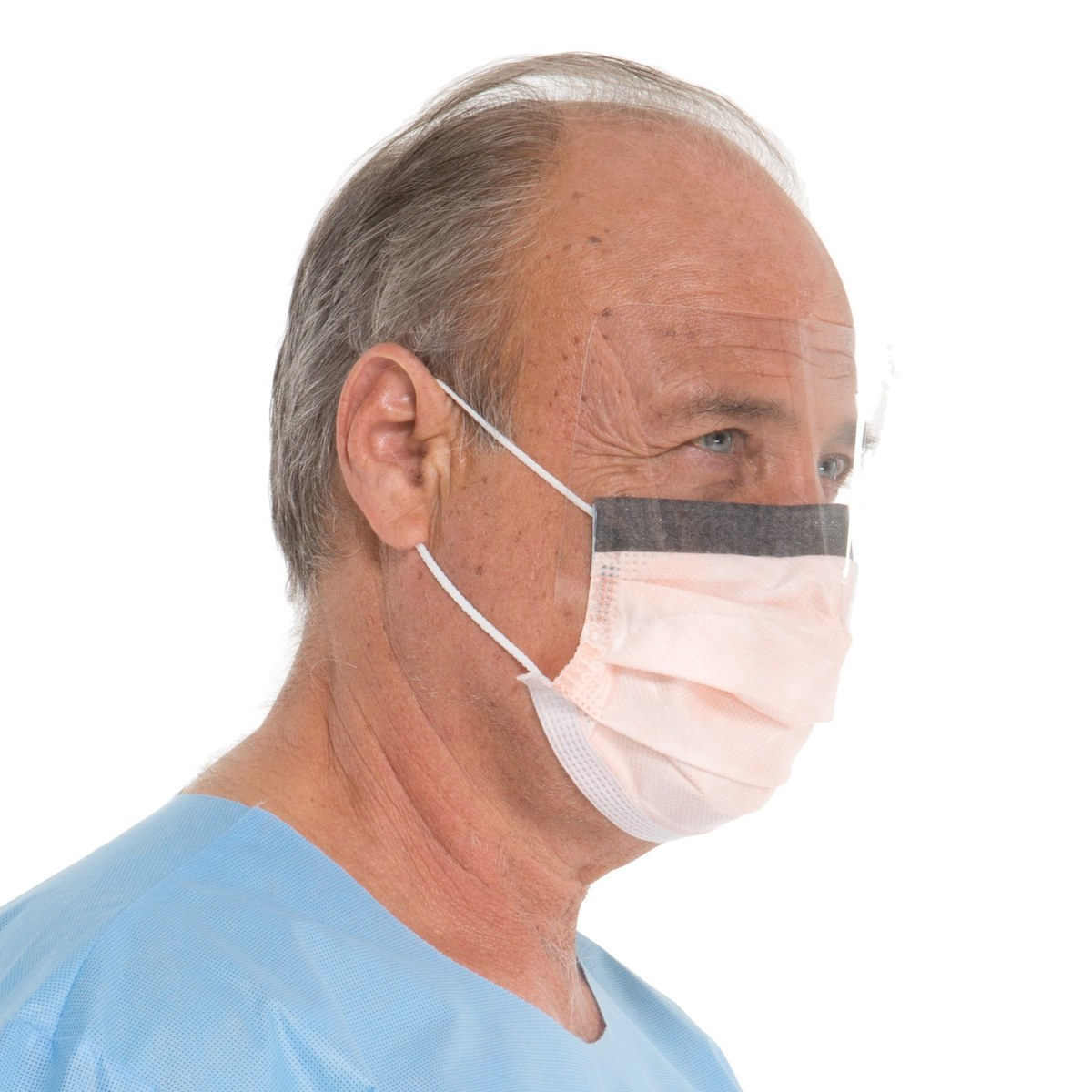 fluidshield surgical mask
